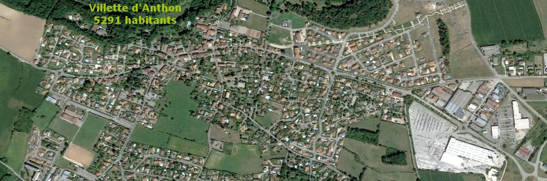 Villette d'Anthon